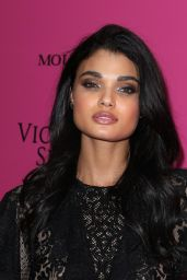 Daniela Braga – Victoria's Secret Fashion Show After Party in Shanghai 11/20/2017