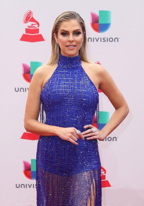 Daniela Di Giacomo – Latin Grammy Awards 2017 Las Vegas