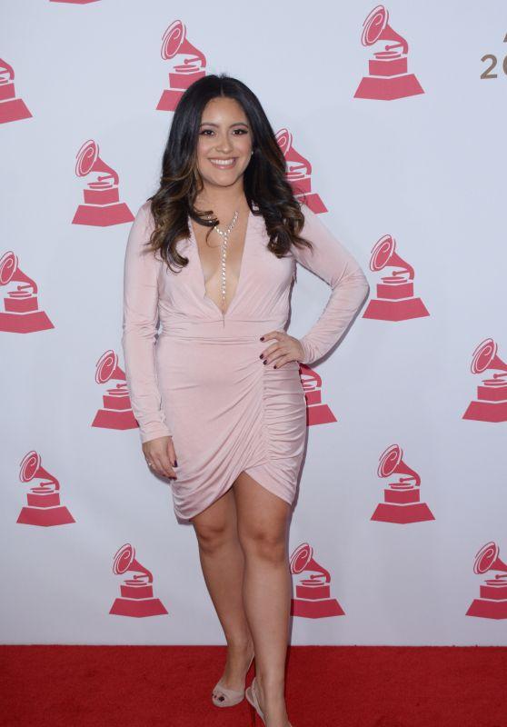 Danielle Alvarez – Latin Recording Academy Person of the Year in Las Vegas 11/15/2017