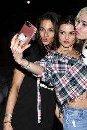Danielle Campbell – Forever 21 CelebrateForever Winter Wonderland Event in LA