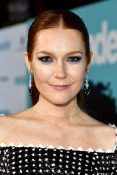 "Darby Stanchfield – ""Wonder"" Premiere in Westwood"