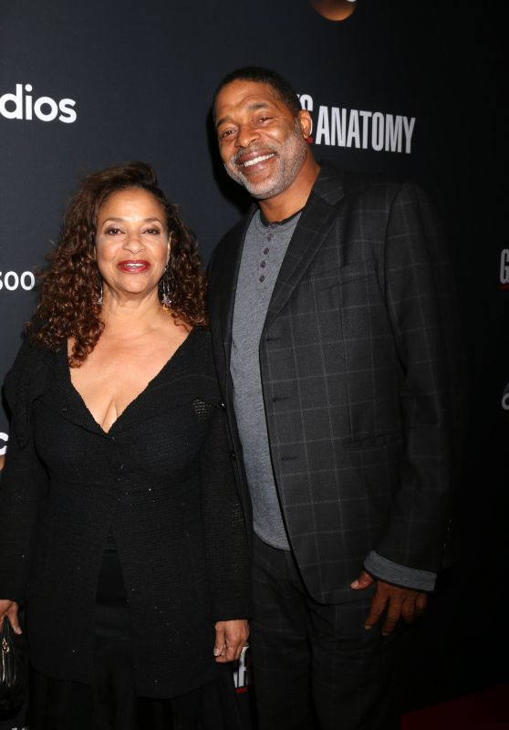 "Debbie Allen – ""Grey's Anatomy"" 300th Episode Celebration in LA"