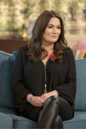 Debbie Rush - This Morning TV Show in London 11/10/2017