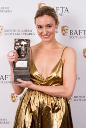 Deirdre Mullins – British Academy Scotland Awards 2017 in Glasgow
