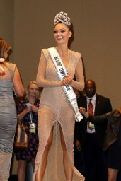 Demi-Leigh Nel-Peters – Miss Universe 2017 in Las Vegas