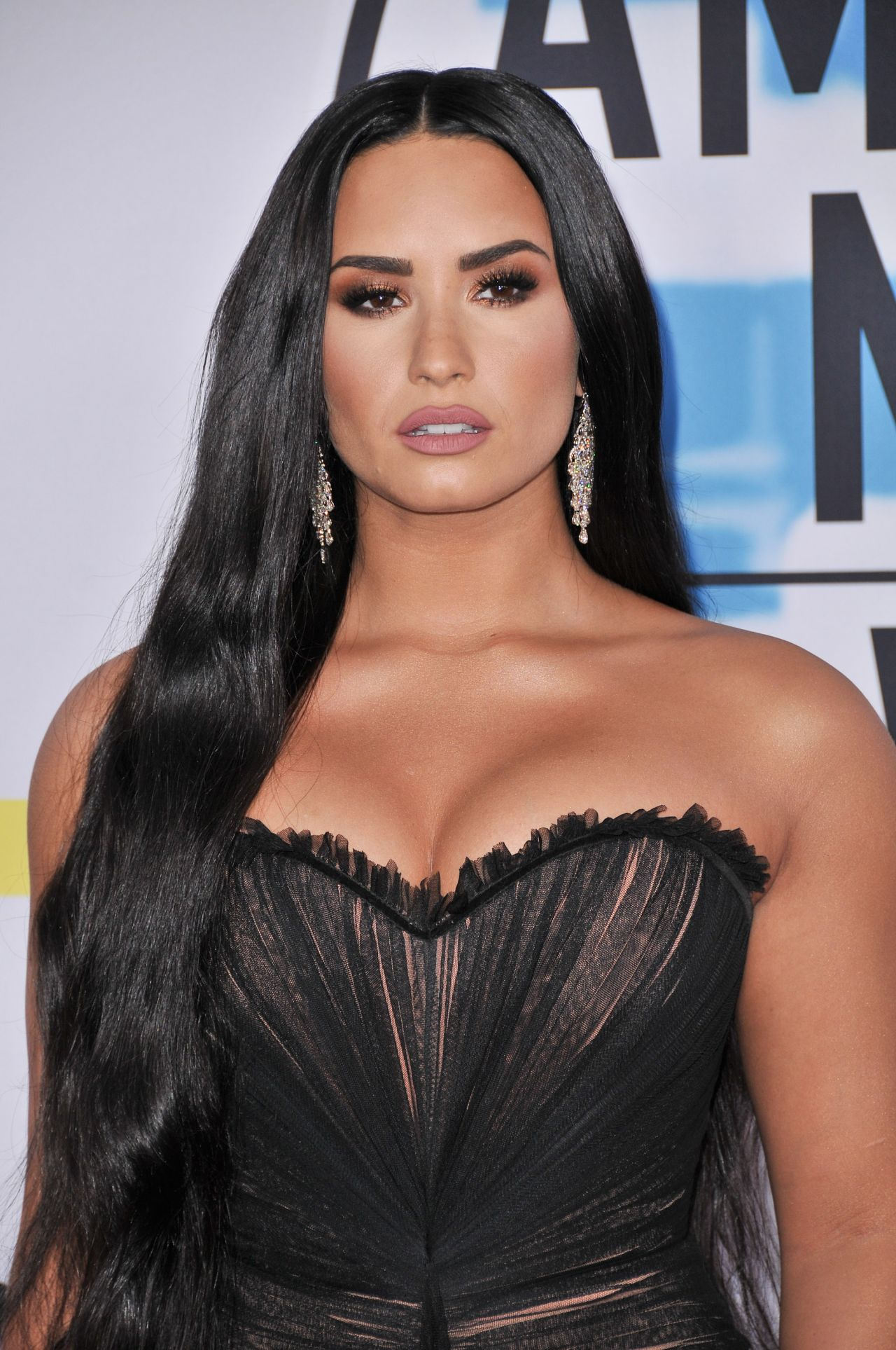 Demi Lovato - American Music Awards 2017 in Los Angeles