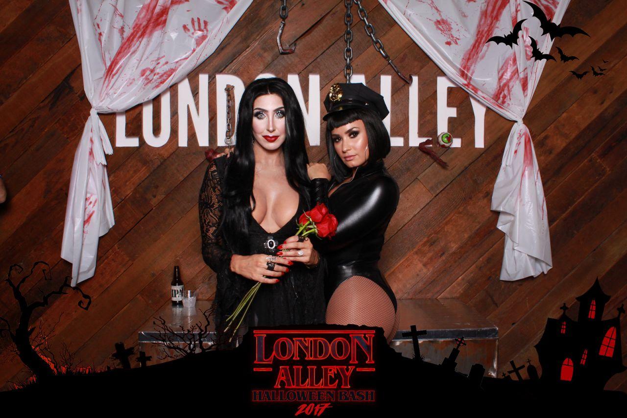 Demi lovato halloween 2017