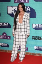 Demi Lovato – MTV Europe Music Awards 2017 in London