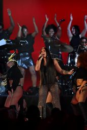 Demi Lovato Performs Live at 2017 MTV European Music Awards