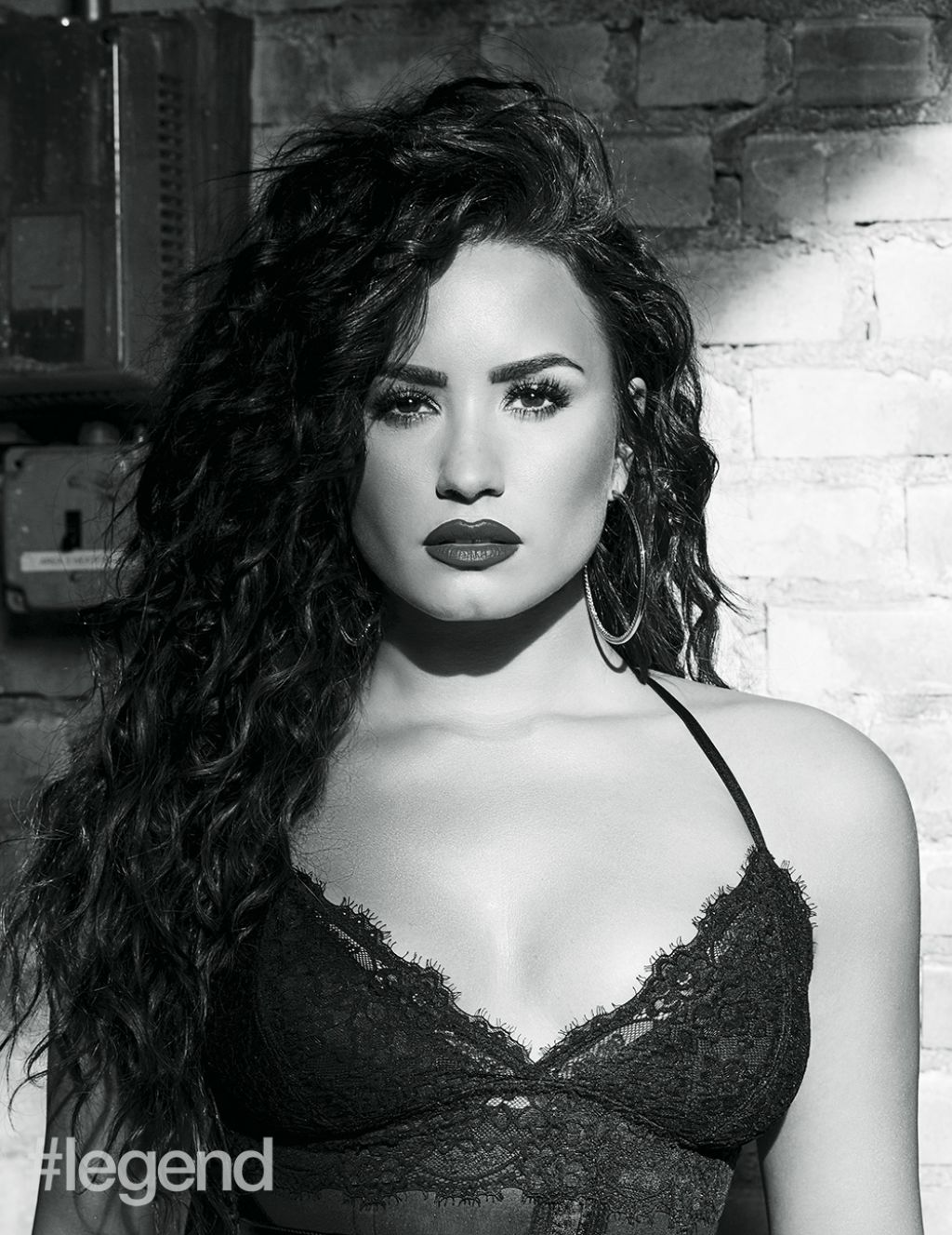 Demi Lovato - Photoshoot for #legend Magazine, November 2017