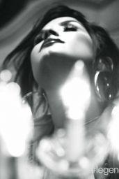 Demi Lovato - Photoshoot for #legend Magazine, November 2017