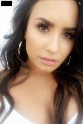 Demi Lovato - Social Media 11/06/2017