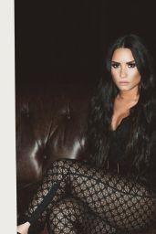 Demi Lovato – Social Media 11/22/2017