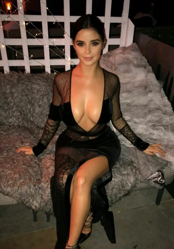 Demi Rose Style and Fashion - Madison Launch Party in London 11/09/2017