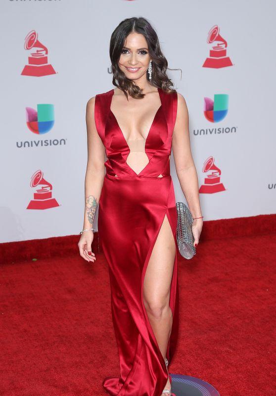 Diana Fuentes – Latin Grammy Awards 2017 Las Vegas