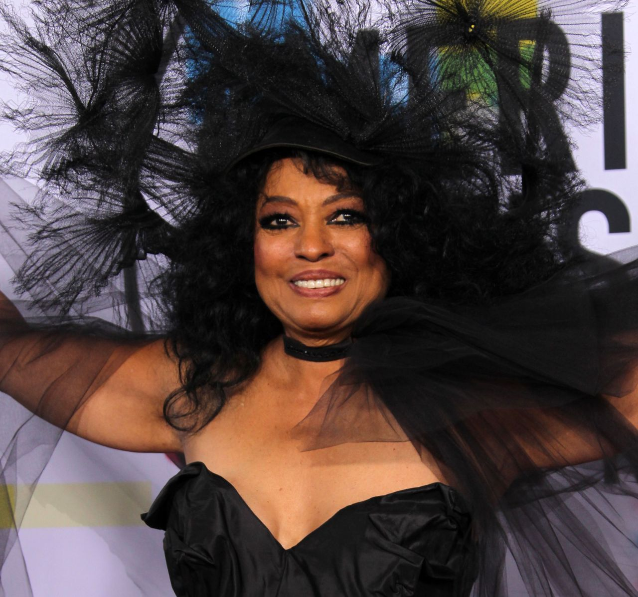 Diana Ross – American Music Awards 2017 in Los Angeles