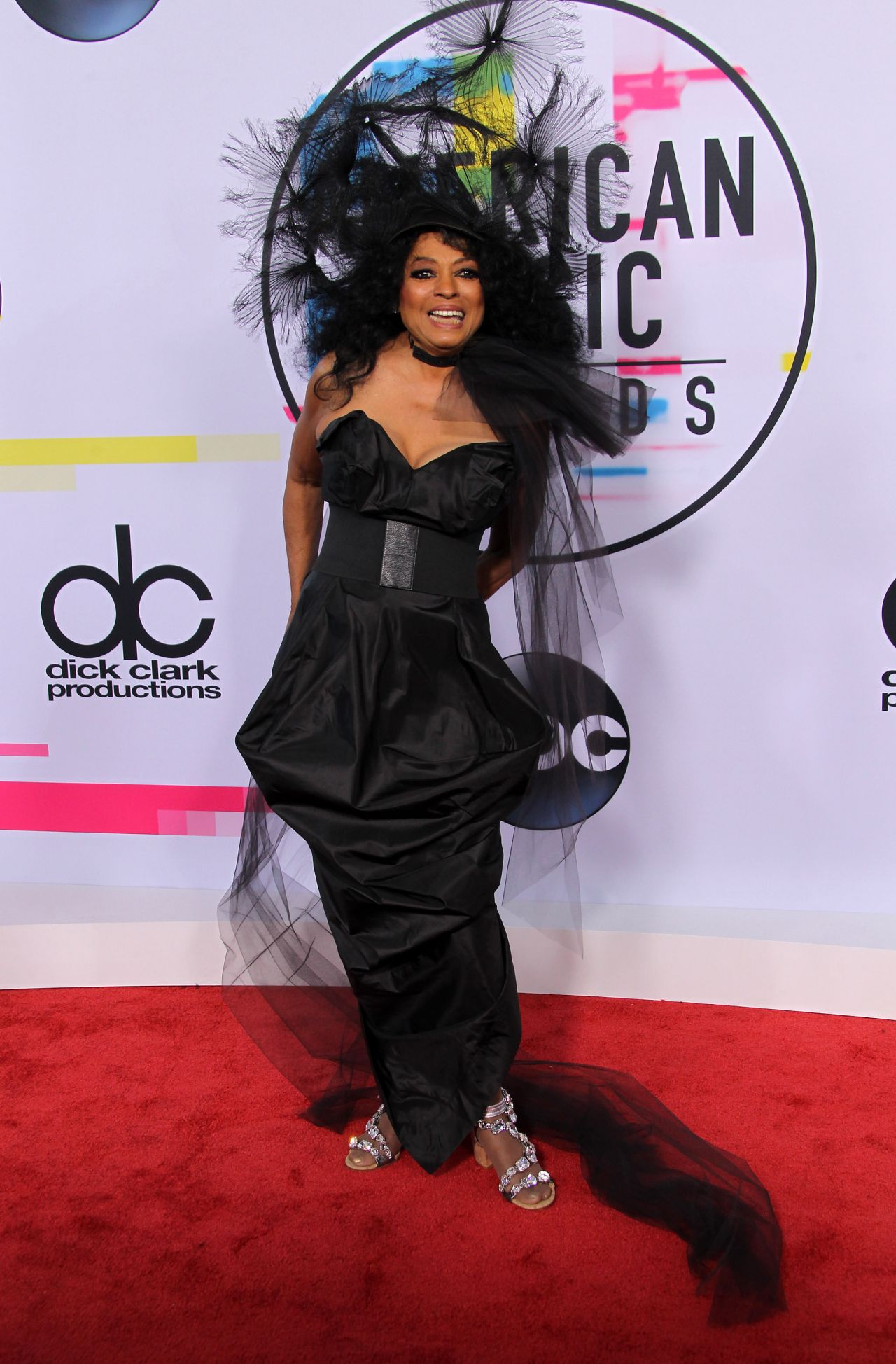 diana ross  u2013 american music awards 2017 in los angeles