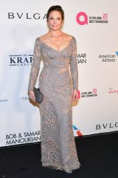 Diane Lane – Elton John AIDS Foundation 25 Year Celebration in NYC