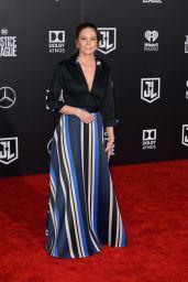 "Diane Lane – ""Justice League"" Red Carpet in Los Angeles"