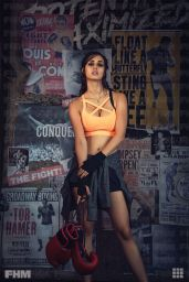 Disha Patani - FHM Magazine India May 2017