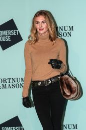 Donna Air - Skate at Somerset House Launch Party in London 11/14/2017
