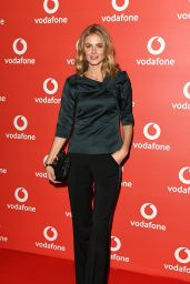 Donna Air – Vodafone Passes Launch in London 11/01/2017