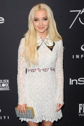 Dove Cameron – HFPA and InStyle Celebrate Golden Globe Season in Los Angeles 11/15/2017