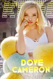 Dove Cameron - Kode Magazine Photoshoot, November 2017