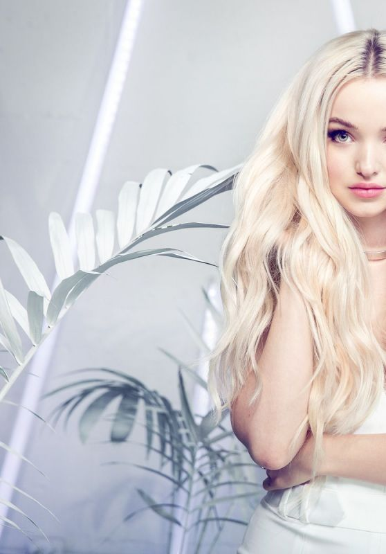 Dove Cameron - Photographed for Bellami Hair 2017