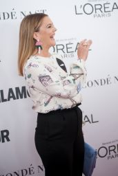 Drew Barrymore – Glamour Women of the Year 2017 in New York City