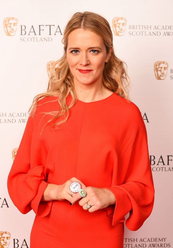 Edith Bowman – British Academy Scotland Awards 2017 in Glasgow