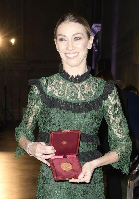 Eleonora Abbagnato - The Vittorio de Sica Award in Rome