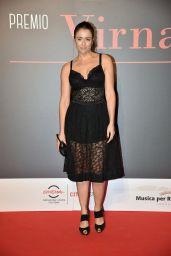 Eleonora Sergio – Virna Lisi Prize 2017 in Rome