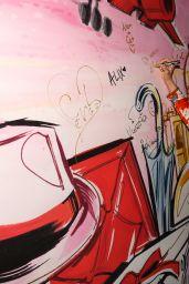 Elisa Sednaoui – Just One Eye Presents Christian Louboutin x Sabyasachi Capsule Collection in LA