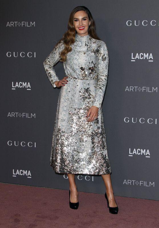 Elizabeth Chambers – 2017 LACMA Art and Film Gala in Los Angeles