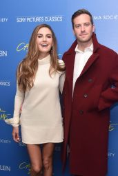 """Elizabeth Chambers – """"Call Me By Your Name"""" Screening in New York"""