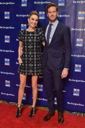 Elizabeth Chambers – Gotham Independent Film Awards 2017 Red Carpet