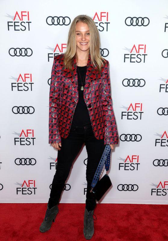 "Elizabeth Gilpin – ""AFI Filmmakers"" AFI Fest 2017 in LA"