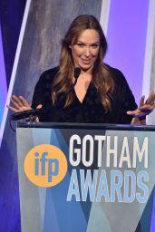 Elizabeth Marvel – Gotham Independent Film Awards 2017 Red Carpet