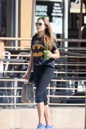 Elizabeth Olsen at Kreation in LA 11/05/2017