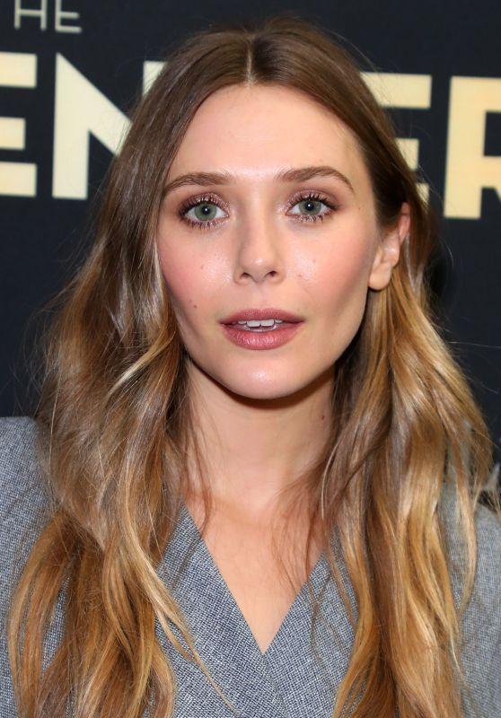 Elizabeth Olsen – Deadline Hollywood Presents The Contenders 2017 in LA