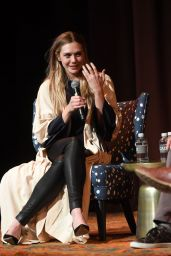 "Elizabeth Olsen - ""Wind River"" Special Screening in Atlanta"