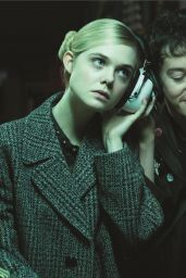 "Elle Fanning - ""How to Talk to Girls at Parties"" Poster & Photos"