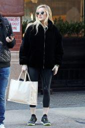 Ellie Goulding Street Style - NYC 11/17/2017