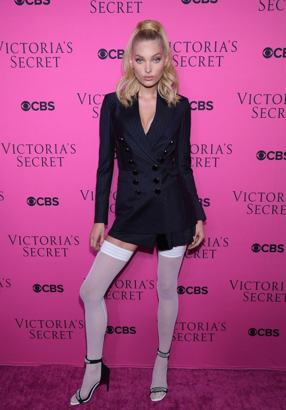Elsa Hosk – VS Angels Viewing Party in New York