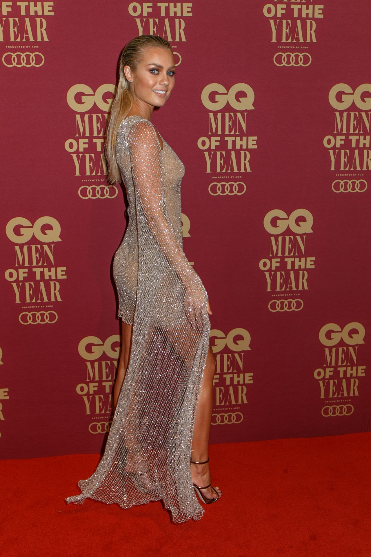Elyse Knowles 2017 Gq Men Of The Year Awards In Sydney
