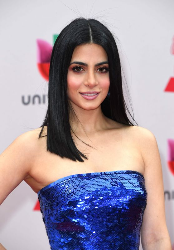 Emeraude Toubia - Latin Grammy Awards 2017 Las Vegas