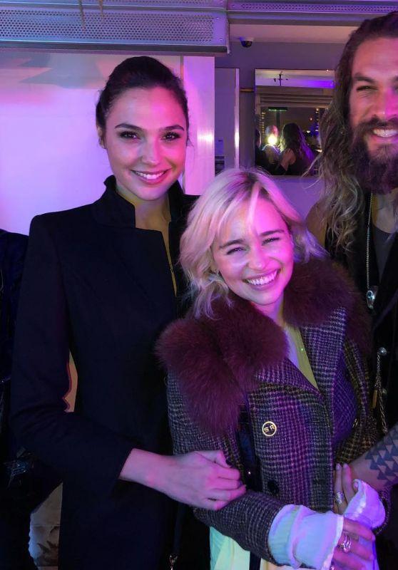 Emilia Clarke - Social Media 11/06/2017