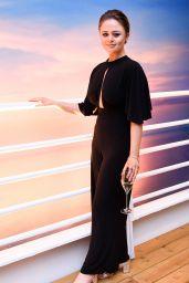 Emily Atack – Marella Cruises First Spa at Sea in London