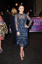 Emily Atack – Pride of Britain Awards 2017 in London